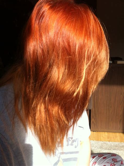 Why Burnt Orange Hair Color Is The Style For You Hair