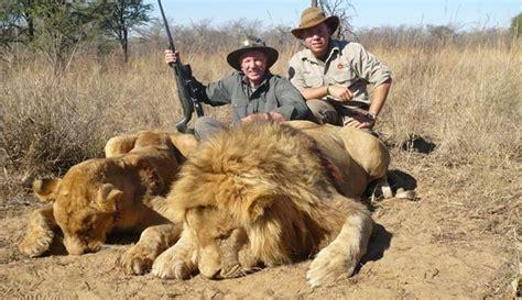 una aerolinea de sudafrica decidio oponerse  la caza de