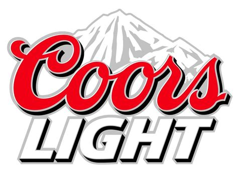 Coors Light Font by Coors Lite Tapforcoldbeer