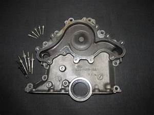 05 06 07 08 09 10 Ford Mustang 4 0 V6 Front Cover Water