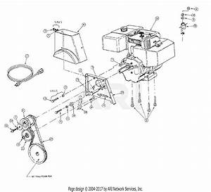 Mtd 31ae993i401  1998  Parts Diagram For Belt Drive