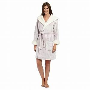 la meilleure robe de chambre femme ou la trouver With robe de chambre pour femme en polaire