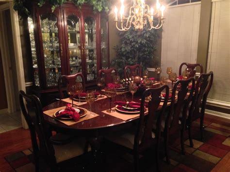 thomasville cherry dining room set marceladick com
