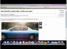 Craigslist Used Cars For Sale Columbus Ohio Autos Post