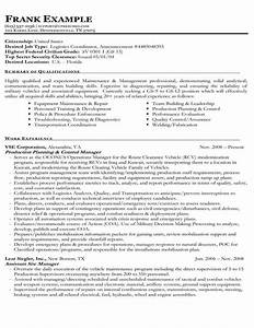 Resume samples types of resume formats examples templates for Free government resume templates