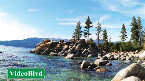 At Lake Tahoe No Thank You The Miracle Shelter In Seattle Dating Unaware Romancing America Nevada by Jumping The Rocks At Sand Harbor Lake Tahoe