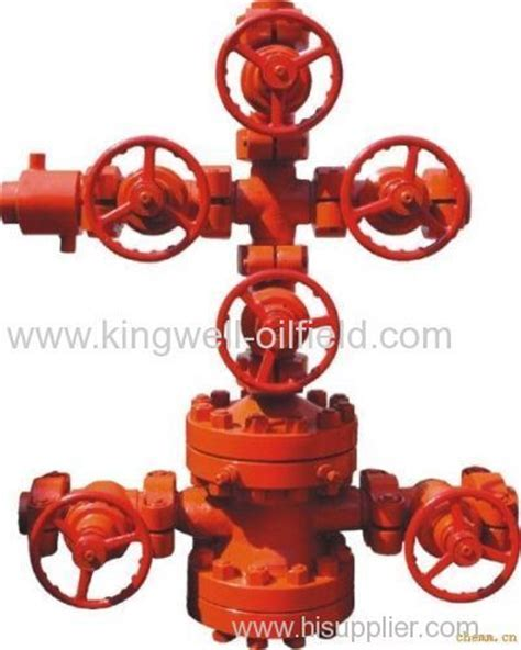 wellhead christmas tree api 6a from china manufacturer