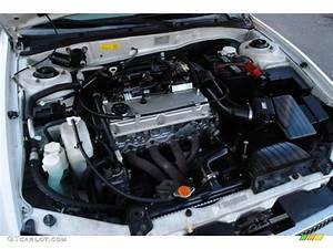 2000 Mitsubishi Galant Es Engine Photos