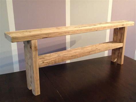 comment faire une banquette en bois maison design bahbe