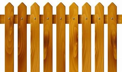 Fence Clip Clipart Fences Transparent Yopriceville