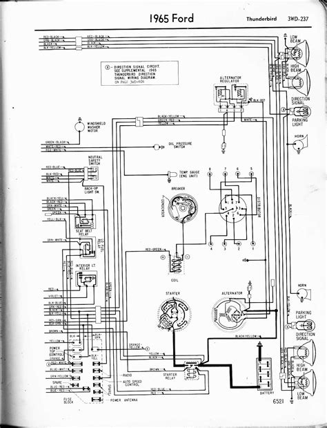 Alt Gauge Amp Circuit Breaker Ford Truck