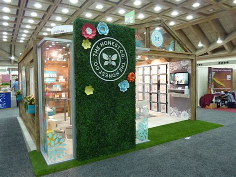 Best Trade Show Booths From Natural Products Expo East 2014