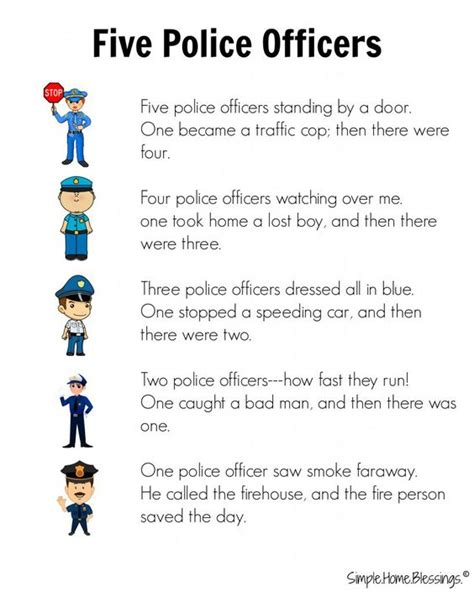 gallery preschool songs about officers coloring 688   preschool helpers police men community helpers songs and safety