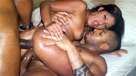 Ebony Brazilian Sandy Rio Takes Hardcore DP HD Videos & Porn Photos - Private Sex Porn