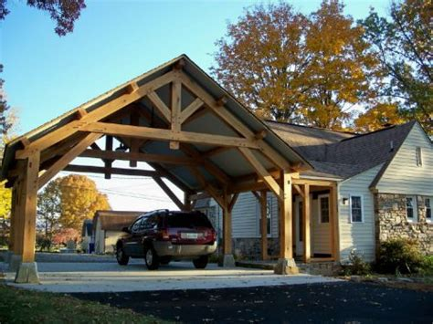 Timber Car Ports by Timber Garages And Carports Woodworking Projects Plans