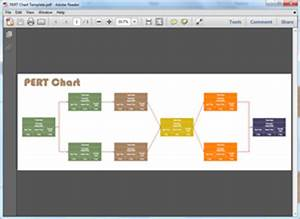 Free Pert Chart Templates For Word Powerpoint Pdf