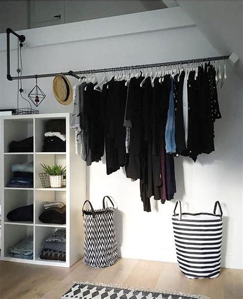 Ankleidezimmer Ikea Kallax by Kleiderstange Und Kallax 08 Ankleide
