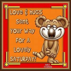 Hope you have a blessed Saturday! You are not alone - You ...