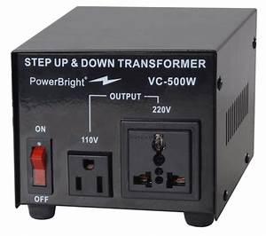 Step-up/Step-Down Transformers - Gilson Company, Inc.