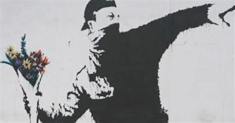Elusive Artist Banksy Revealed His Identity To A Kind