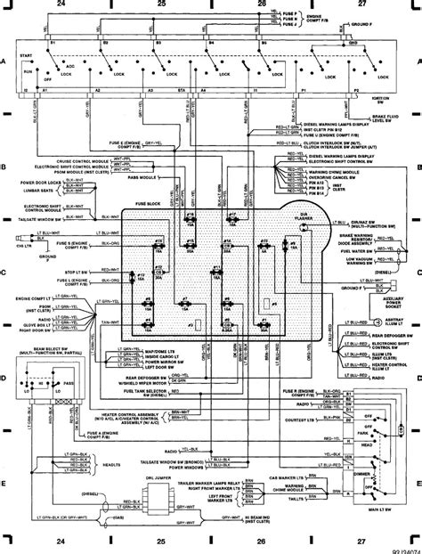Electrical Wiring Diagram Ford F 250 by Ford F 250 Duty Questions The Electric Windows