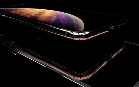 concept shows apple s gold iphone xs ahead of