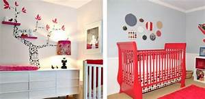 idee deco chambre fille With deco chambre enfant fille