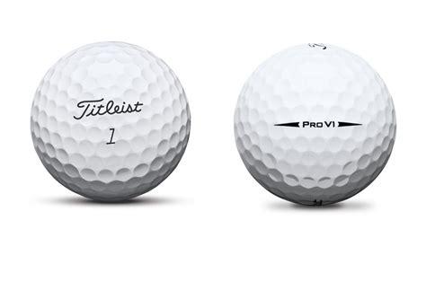 titleist pro v1 titleist pro v1 pro v1x balls 2017 golfweek