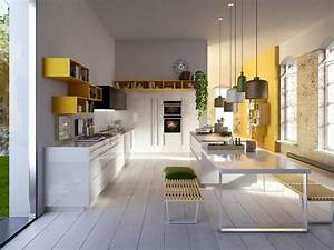 modern italian kitchens from snaidero 1781