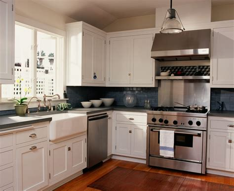 glass subway tiles for kitchen backsplash los angeles thermador blue knobs kitchen traditional with