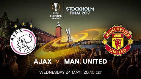 Uefa Europa League Final Ajax Manchester United Full