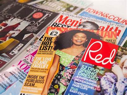 Magazines Paper Hearst Plastic Wraps Pledges Swap
