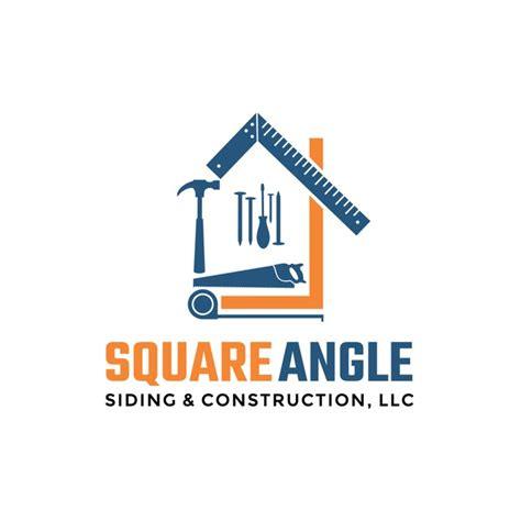 siding and roofing construction company logo and card by masterpieces logo design pinterest
