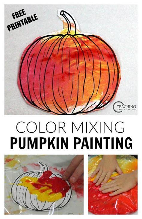 mess pumpkin art   printable pumpkin art