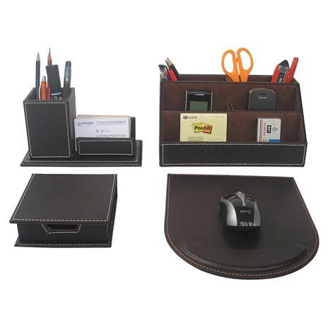 les accessoires de bureau achetez en gros accessoires de bureau en cuir en ligne à