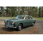 1967 Rover 3 Litre  Information And Photos MOMENTcar