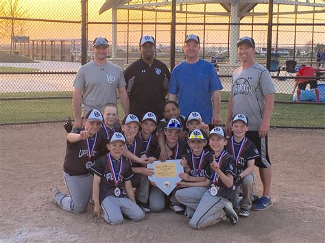 deck cougars 14u 9u greenfield wins battle of the valley deck cougars