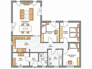 Grundrisse Für Bungalows 4 Zimmer : 100 grundriss winkelbungalow 120 qm bilder ideen ~ Sanjose-hotels-ca.com Haus und Dekorationen