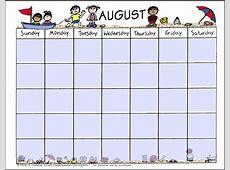 Editable Calendar August 2016 Calendar Template 2018