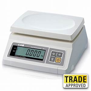 CAS SW-1C Digital Weighing Scale - Australasia Scales