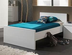Betten 90 X 200 : einzelbett lara liegefl che 90 x 200 cm wei kinder jugendzimmer betten ~ Bigdaddyawards.com Haus und Dekorationen