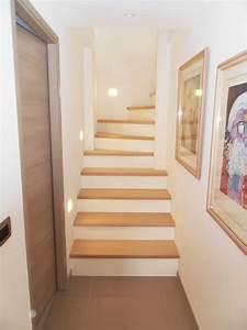 Habillage Escalier Interieur : habillage d 39 escalier b ton escalier design nice 06 ~ Premium-room.com Idées de Décoration