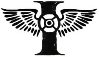Warhammer 40K Imperial Navy Symbol