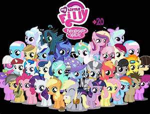 Who's the cutest filly? - My Little Pony Friendship is ...