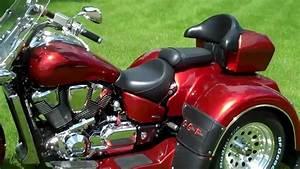 2008 Honda 1800 Vtx Custom Trike