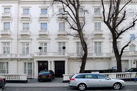 Leinster Gardens by The Houses At 23 And 24 Leinster Gardens Bayswater