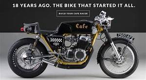 Honda Shadow Cafe Racer Kit