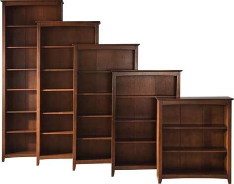 Espresso Finish Bookcase Group Rta  Howard Hill Furniture