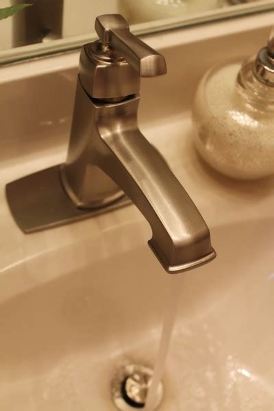 how to fix the kitchen faucet wellington watersense how to fix a faucet leak in the