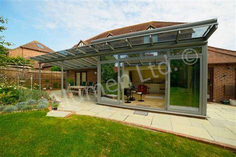 aluminium conservatories contemporary design ideas  features